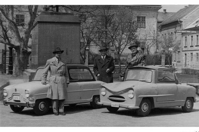 Balaton, a Magyar tervezésű autómárka