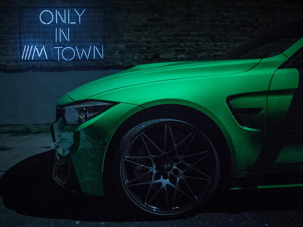 """Nagyon brutál videó promót csinált a BMW az """"M Town""""-nak (+videó)"""
