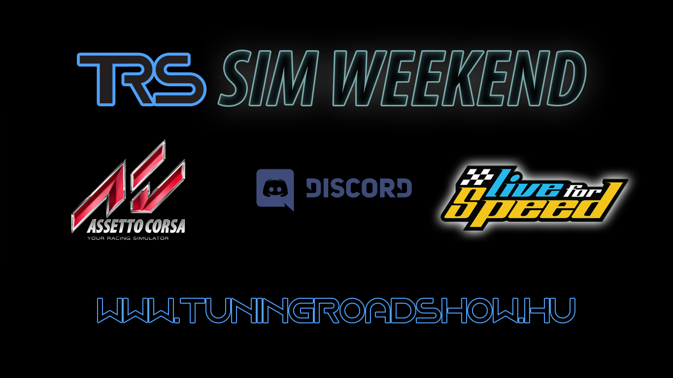 I. TRS SIM Weekend - Részletek